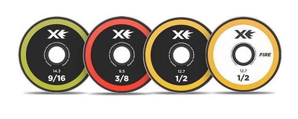 Sparx Skate Sharpener Grinding Rings