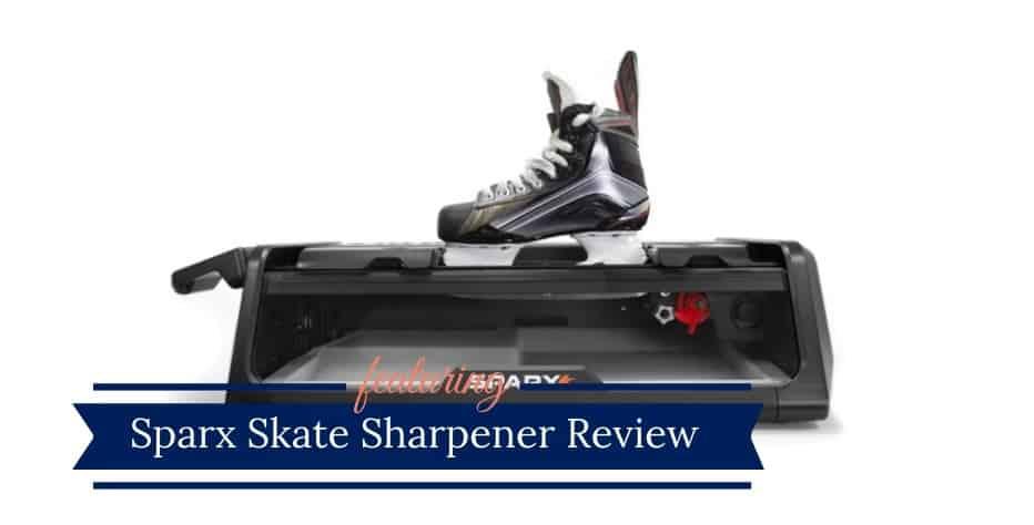 Sparx Skate Sharpener Review