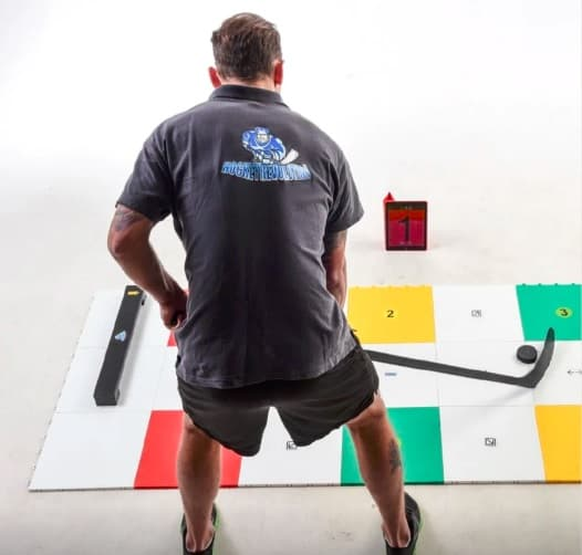 Hockey Revolution Dryland Training Tiles