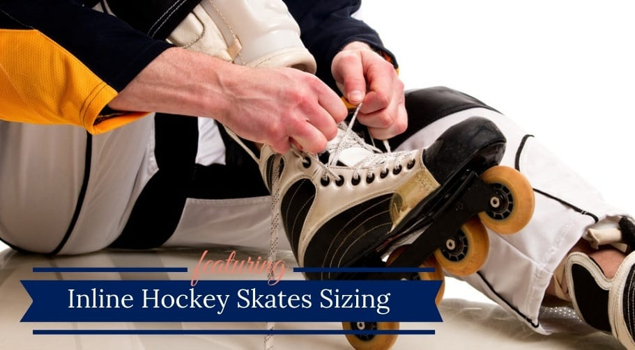 Inline Hockey Skates Sizing Fitting