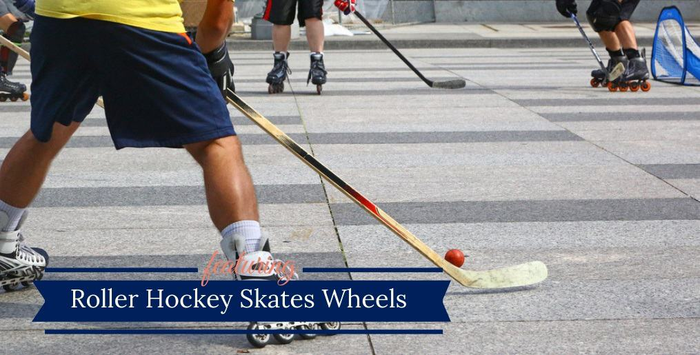 Roller Hockey Skates Replacement Wheels