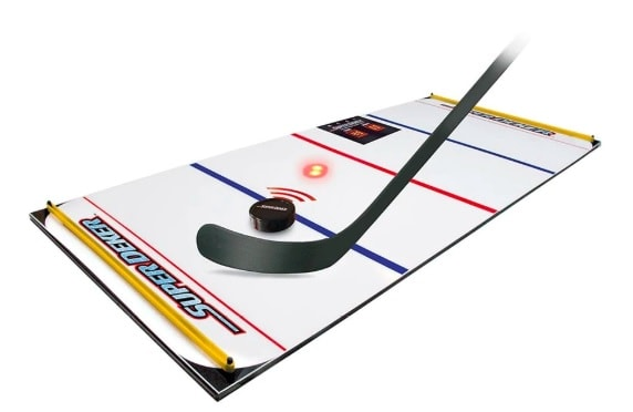 SuperDeker Advanced Training Hockey System