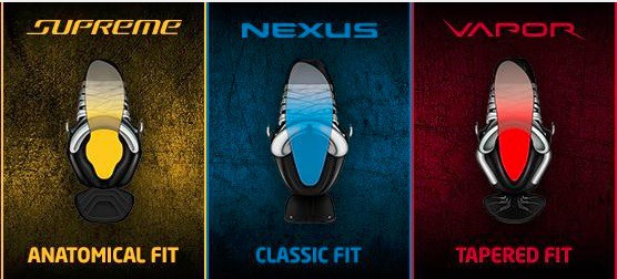 Bauer Vapor vs Supreme vs Nexus