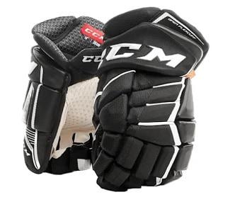 CCM JetSpeed FT1 Junior Hockey Gloves