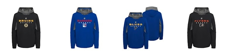Hockey Team Sweatshirts